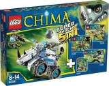 66491 LEGO CHIMA SUPER PACK 5V1