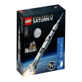 21309 LEGO IDEAS NASA Apollo Saturn V