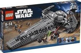 7961 LEGO STAR WARS DARTH MAUL´S SITH INFILTRATOR
