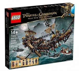 71042 LEGO PIRATES OF THE CARIBBEAN SILENT MARY