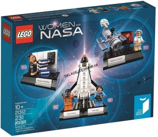 21312 LEGO IDEAS ŽENY NASA
