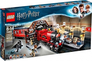75955 LEGO HARRY POTTER SPĚŠNÝ VLAK DO BRADAVIC