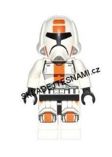 LN1756 LEGO NOVÁ MINIFIGURKA STAR WARS Republic Trooper
