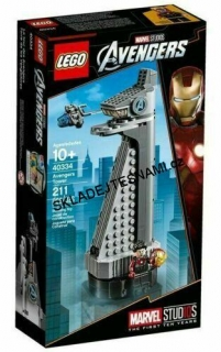 40334 LEGO SUPER HEROES AVENGERS TOWER