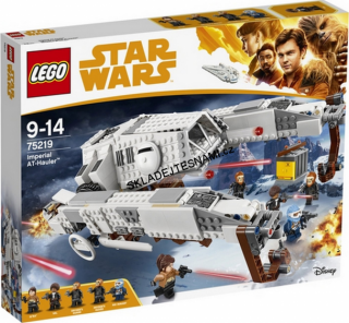 75219 LEGO STAR WARS AT-HAULER IMPÉRIA