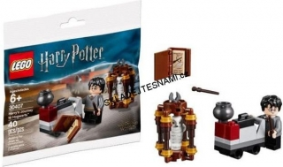 30407 LEGO HARRY POTTER POLYBAG HARRYHO CESTA DO BRADAVIC