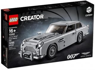 10262 LEGO CREATOR JAMES BOND ASTON MARTIN DB5
