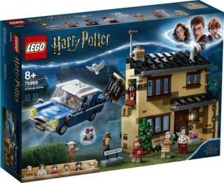 75968 LEGO HARRY POTTER ZOBÍ ULICE