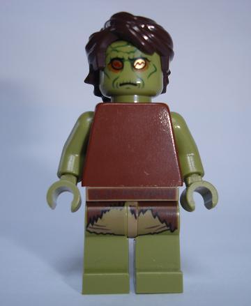 LN175 LEGO NOVÁ FIGURKA STAR WARS ZELENÝ MUŽ