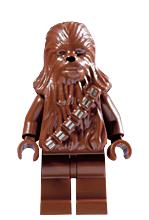 LN393 LEGO NOVÁ FIGURKA STAR WARS CHEWBACCA CHEWIE