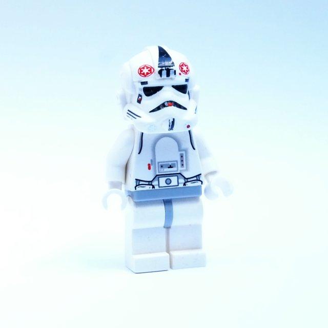 LH255 LEGO HRANÁ BÍLÁ FIGURKA STAR WARS