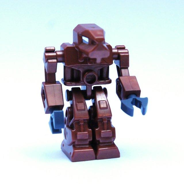 LH269 LEGO HRANÁ FIGURKA STAR WARS ROBOT MĚDĚNÝ