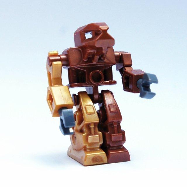 LH272 LEGO HRANÝ ROBOT STAR WARS MĚDĚNOZLATÝ