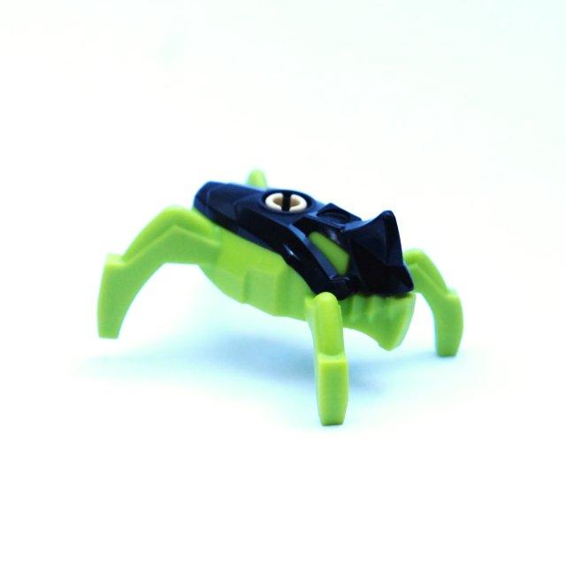 LH276 LEGO HRANÁ ROBOT ZELENÝ